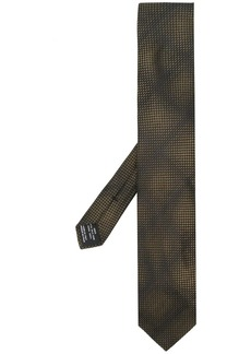 Tom Ford micro check print tie