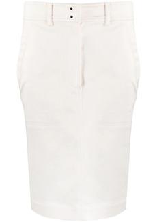 Tom Ford mid-rise denim skirt