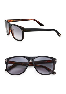 Tom Ford Olivier Acetate Sunglasses