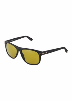 Tom Ford Olivier Soft Square Sunglasses