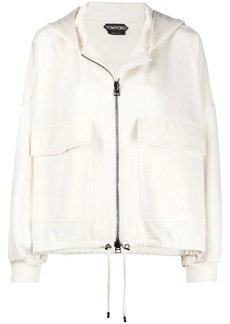 Tom Ford oversize hooded jacket