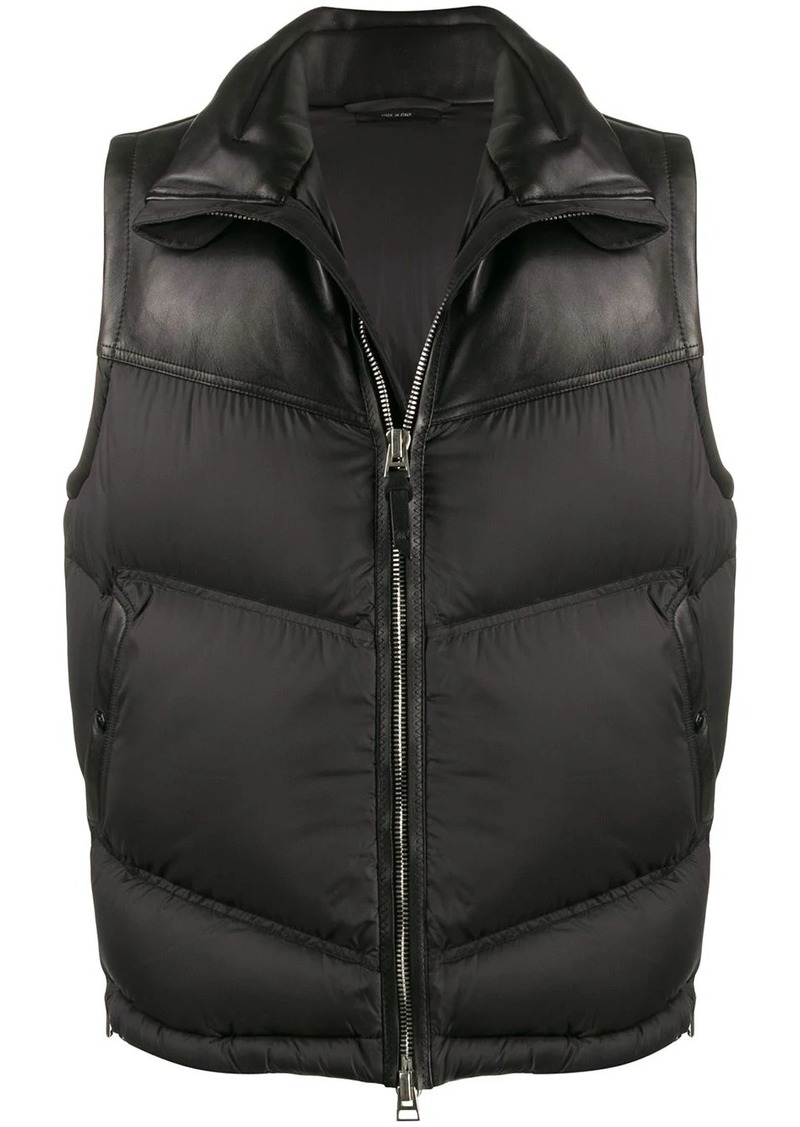 Tom Ford padded gilet