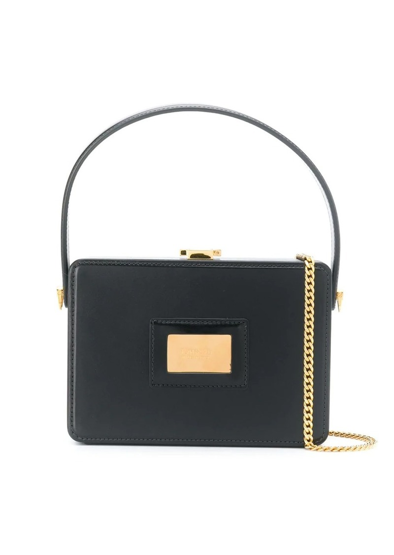 Tom Ford Palmellato Box shoulder bag