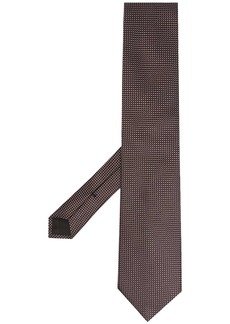 Tom Ford patterned pointed tie