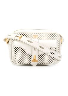 Tom Ford perforated crossbody bag