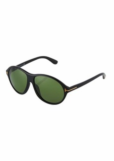 Tom Ford Plastic Round Sunglasses