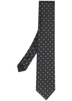 Tom Ford polka-dot print tie