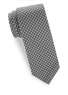 Tom Ford Polka Dot Silk Tie