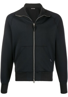 Tom Ford relaxed zip jacket