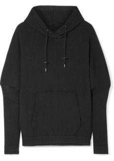 Tom Ford Ribbed Cashmere-blend Hoodie