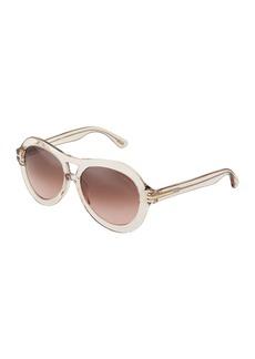 Tom Ford Round Acetate Sunglasses