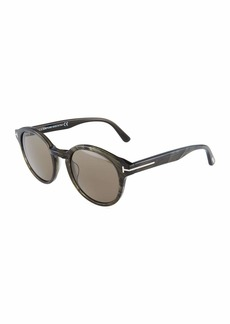 Tom Ford Round Acetate Sunglasses
