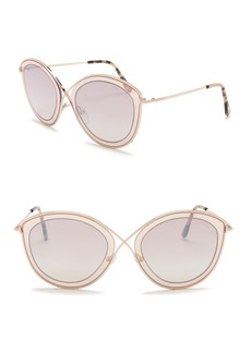 Tom Ford Sacha 55mm Cat Eye Sunglasses