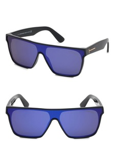 Tom Ford Wyhat Shield Sunglasses