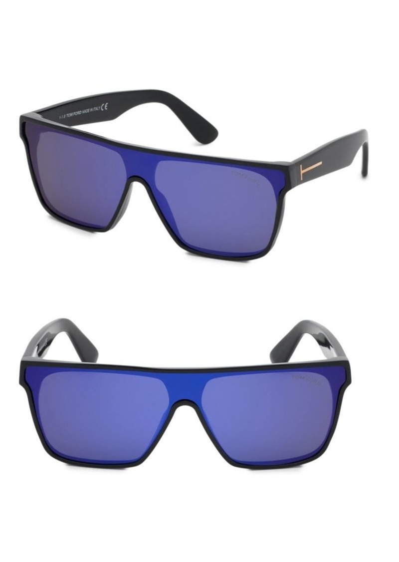 Tom Ford Wyhat Shield Sunglasses