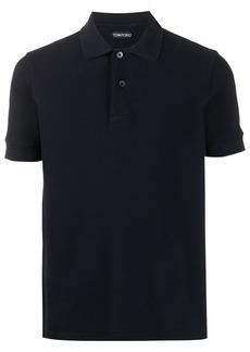 Tom Ford short sleeve polo shirt