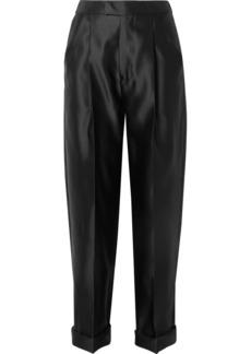 Tom Ford Silk-satin Pants