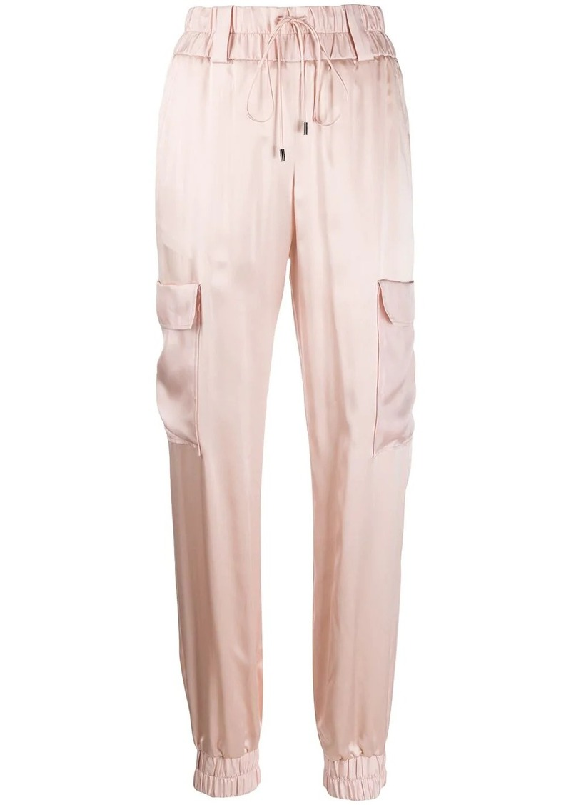 Tom Ford silk track pants