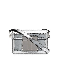 Tom Ford small metallic leather bag