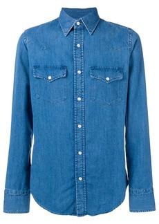 Tom Ford slim denim shirt