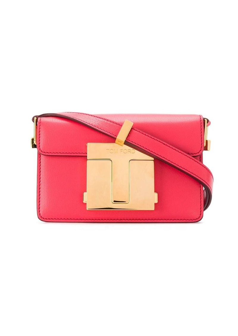 Tom Ford small T Clasp shoulder bag