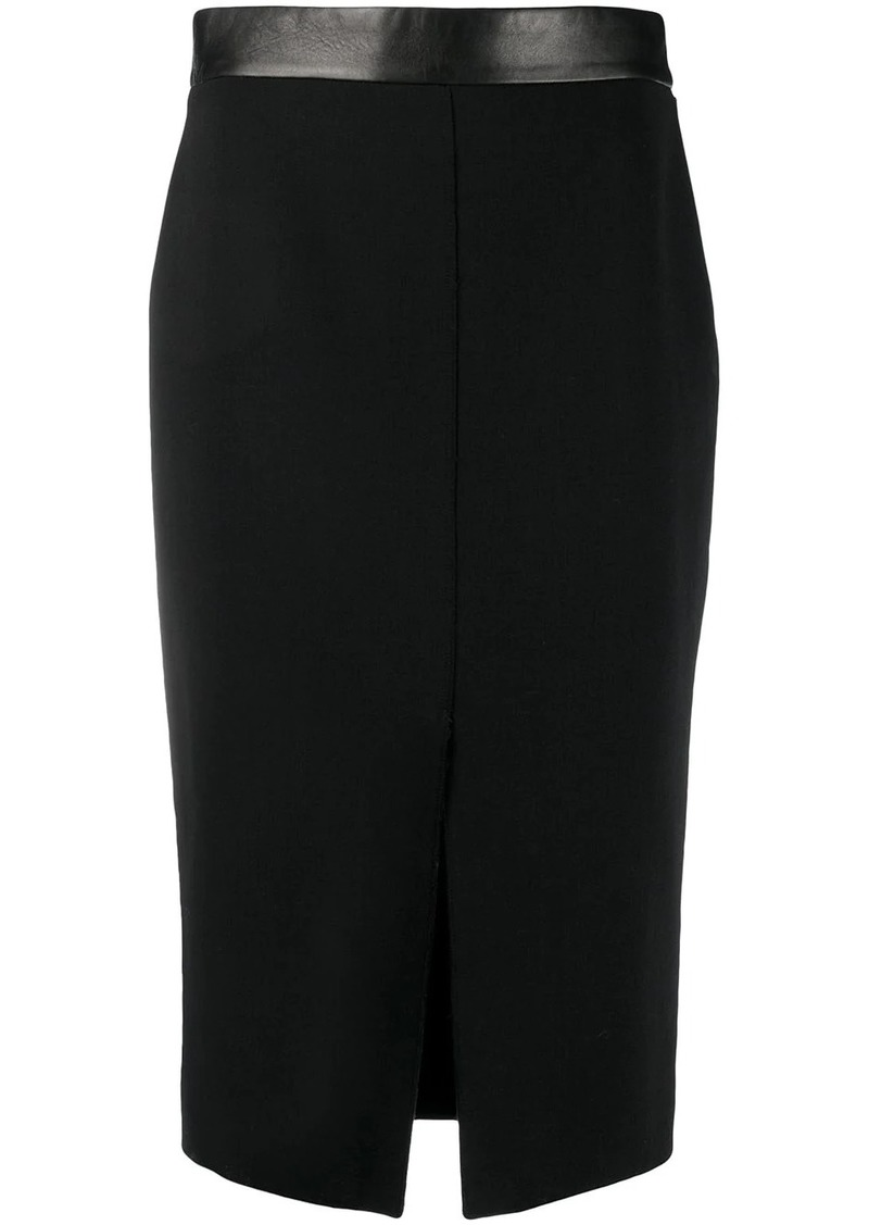 Tom Ford split hem pencil skirt