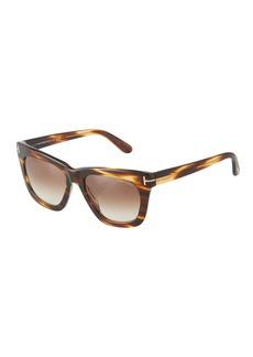 Tom Ford Square Acetate Sunglasses