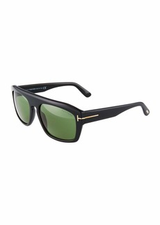 Tom Ford Square Acetate Sunglasses