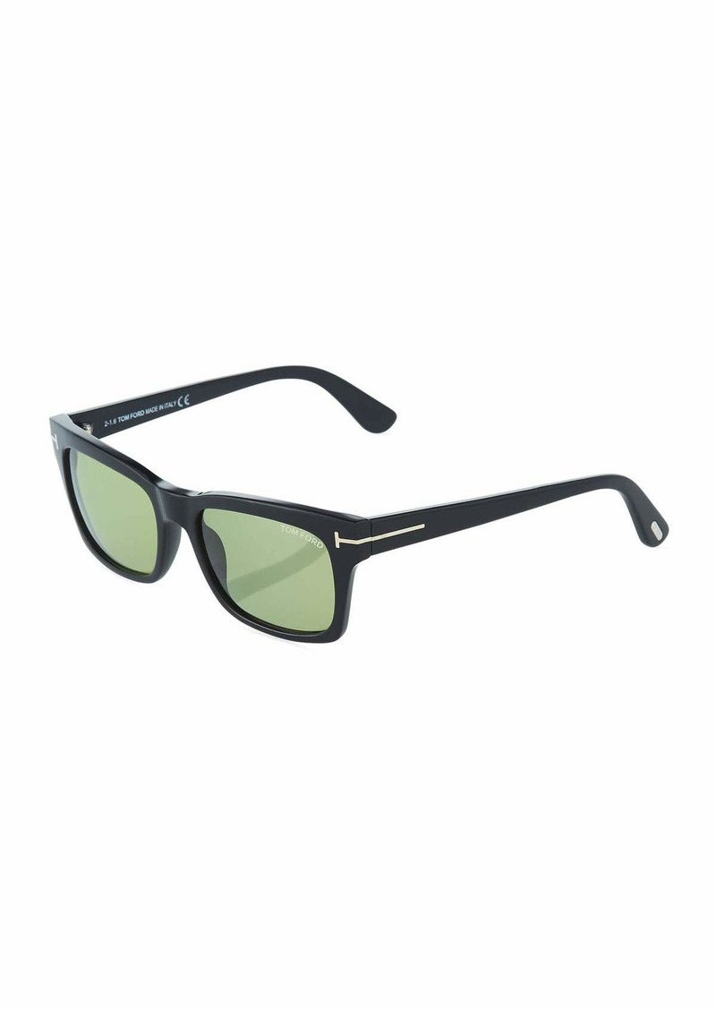 2d0fcf3104d7 On Sale today! Tom Ford Square Plastic Sunglasses