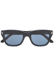 Tom Ford square tinted sunglasses