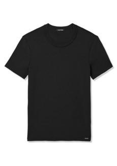 Tom Ford Stretch-Cotton Crewneck T-Shirt