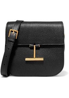 Tom Ford Tara Small Textured-leather Shoulder Bag