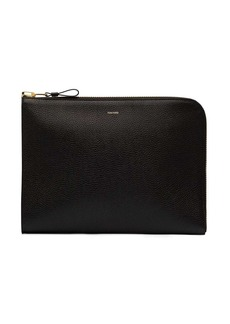Tom Ford textured -leather document holder