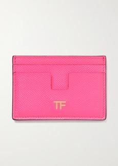 Tom Ford Textured-leather Cardholder
