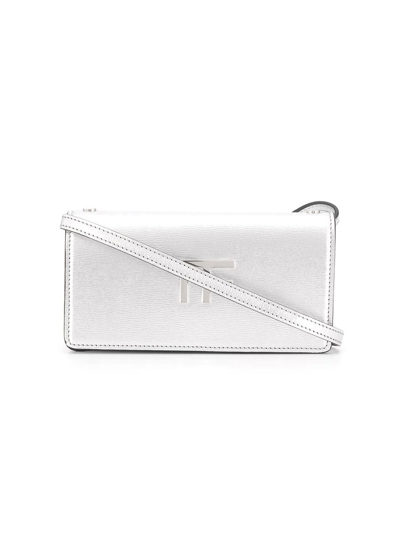 Tom Ford TF logo crossbody bag