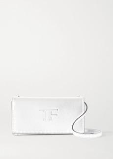Tom Ford Tf Mini Metallic Leather Shoulder Bag