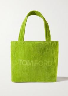 Tom Ford Tf Shopper Medium Terry Tote