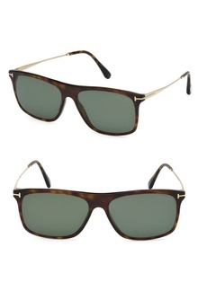 Tom Ford Tinted Square Sunglasses