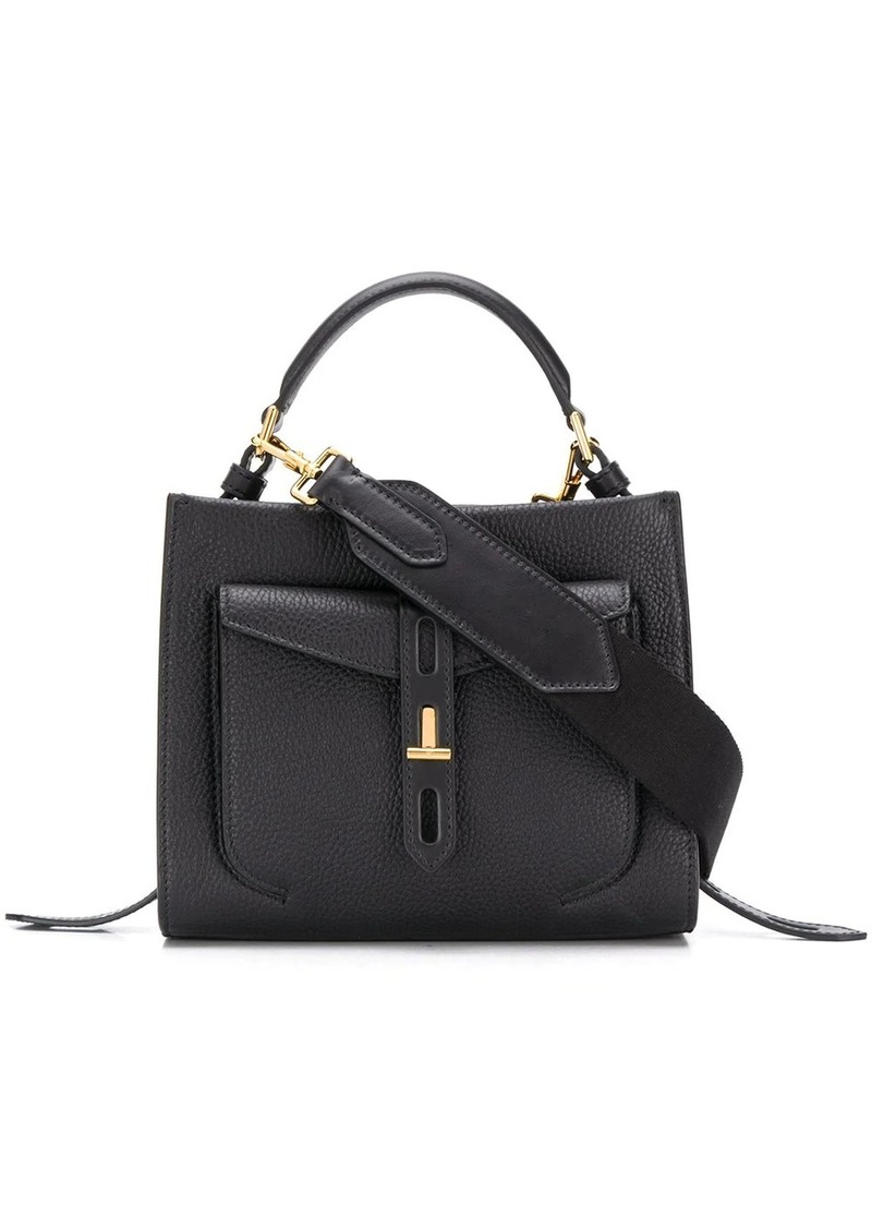 Tom Ford mini Hollywood T Twist tote