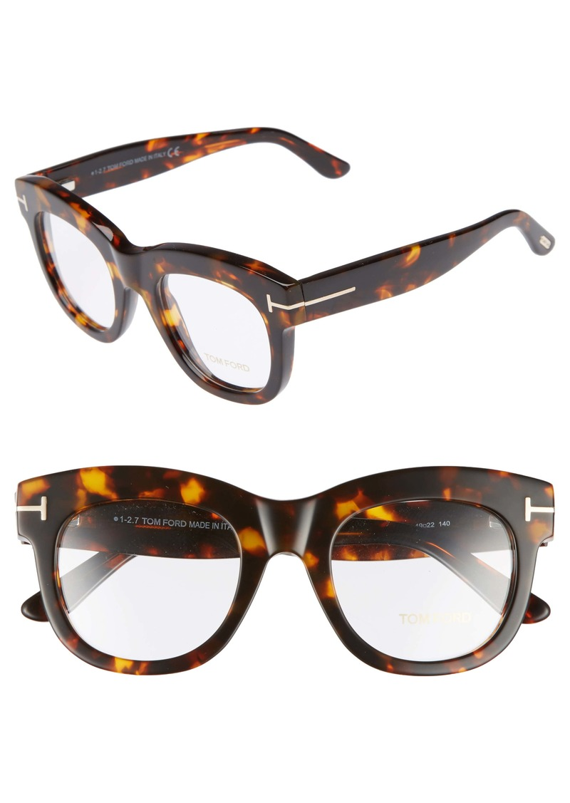 Tom Ford 49mm Optical Glasses