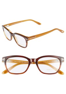 Tom Ford 49mm Optical Glasses (Online Only)