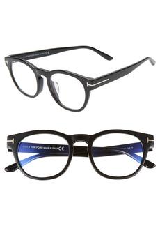 Tom Ford 50mm Blue Light Blocking Glasses