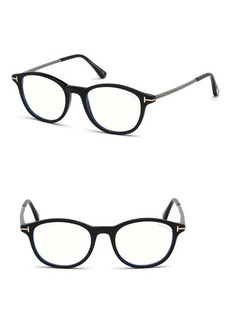 Tom Ford 50mm Blue Light Blocking Glasses