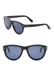 Tom Ford 50MM Round Sunglasses