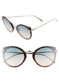 Tom Ford 63mm Cateye Sunglasses