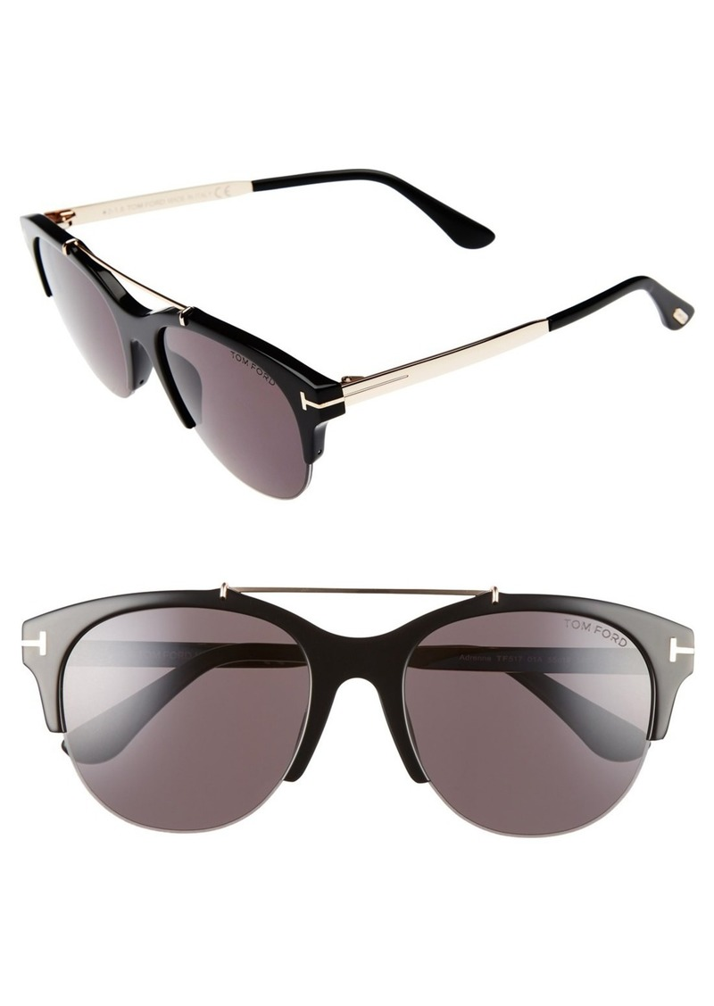 f93a7c9b2b923 Tom Ford Tom Ford Adrenne 55mm Sunglasses