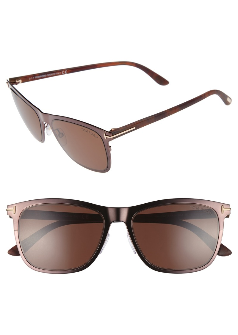 377d241adab5 Tom Ford Tom Ford Alasdhair 55mm Sunglasses