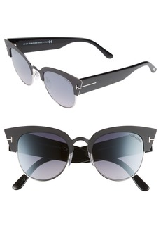 Tom Ford Alexandra 51mm Sunglasses