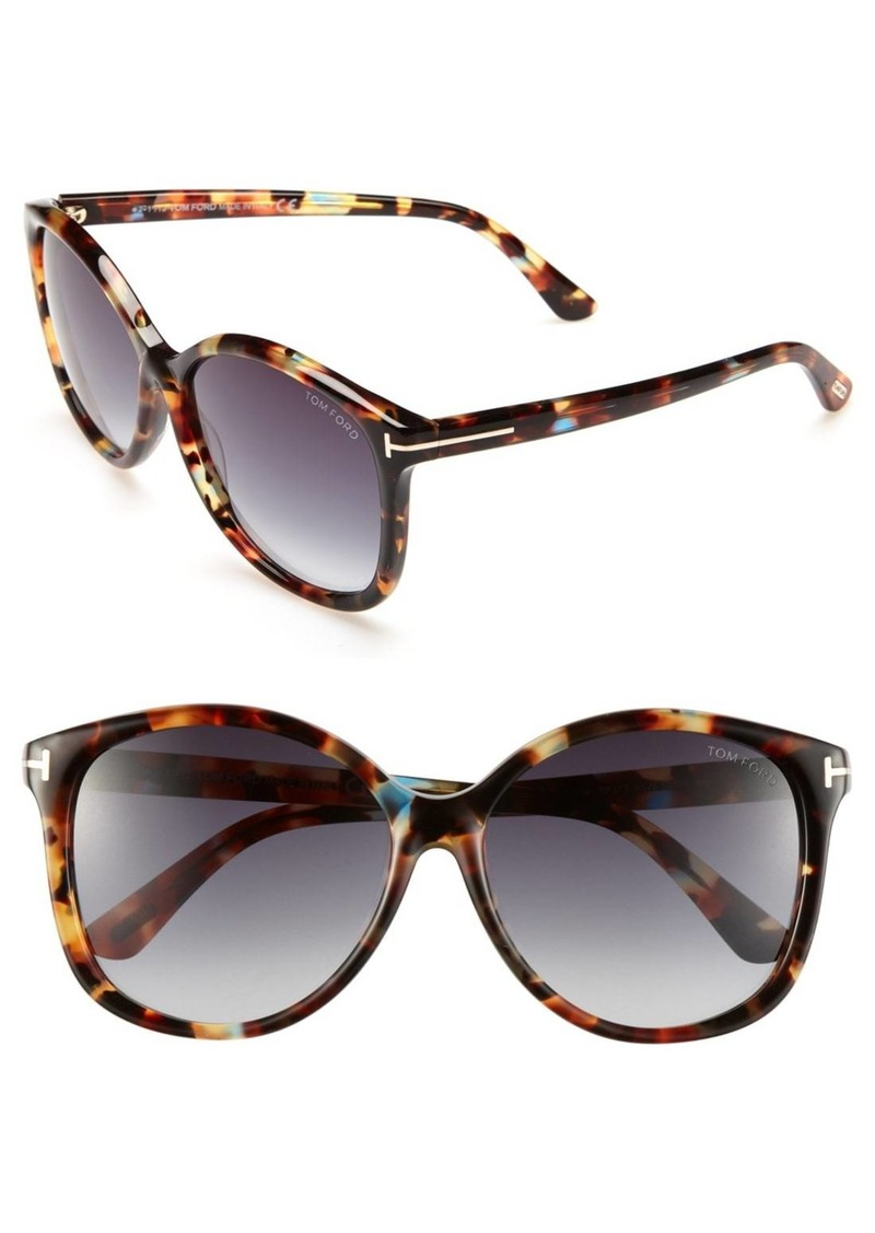 Tom Ford Alicia 59mm Sunglasses