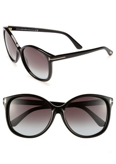 Tom Ford 'Alicia' 59mm Sunglasses